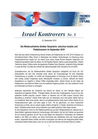 Israel Kontrovers Nr 5