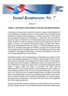 Israel Kontrovers Nr 7