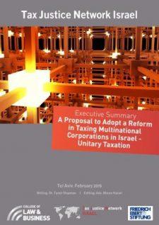Unitary Taxation Executive Summary