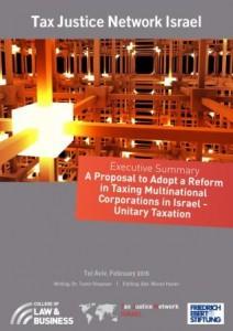 Unitary Taxation Executive Summary in English
