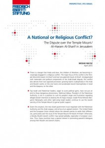 National or Religious Conflict
