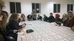 Meeting Jewish Arab Women 220215 -2
