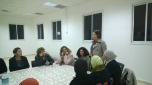 Meeting Jewish Arab Women 220215 -3