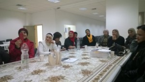 Meeting Jewish Arab Women 220215 -4