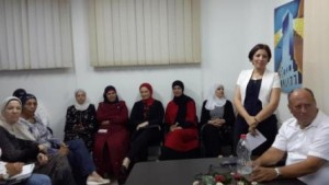 Leadership Course in Taybeh 2015 -1