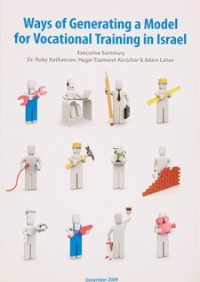 Ways of Generating a Model for Vocational Training in Israel