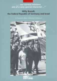Willy Brandt - Catalogue of Exhibition