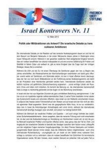Israel Kontrovers Nr11