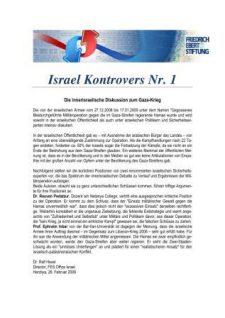 Israel Kontrovers Nr 1