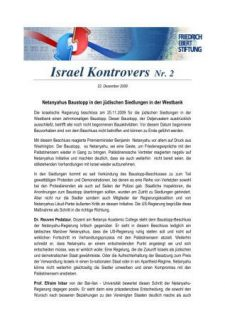 Israel Kontrovers Nr 2