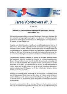 Israel Kontrovers Nr 3