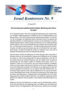Israel Kontrovers Nr 9