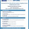 Erneute Partnerschaft mit der südlichen Nachbarschaft: Implikationen für Israel