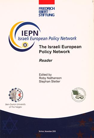 Israeli European Policy Network Reader